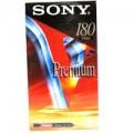 Sony E-180V PAL 180分鐘錄影帶