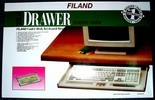Filand KD-22A 檯底式鍵盤托