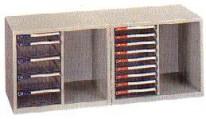 Shuter 樹德 A4M1B4x1 座檯櫃桶文件櫃 米色