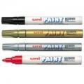 三菱 PX-20 萬能油漆筆 <粗嘴> / 白色