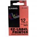 Casio 12mm 塑膠標籤帶