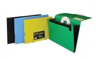 Easy Mate A4膠質風琴形 (7層) 文件袋