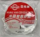 日光牌 水晶雙面膠貼 30mm x 2m 厚度 2mm