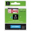 Dymo D1 帶模帶 5000&1000 用12mm X 7m - 45015