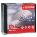 Imation 52x CD-R Slim Case <80min / 700MB> 光碟薄