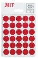 MIT WS-401 紅色密封貼紙(16mm)