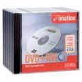 Imation DVD+RW Disk 4.7GB (8x) 可復寫光碟圓筒膠盒