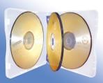 MIT 5100 CD 膠盒(每個可放4隻CD)-3個裝