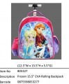 Frozen?15.5寸 EVA Rolling Backpack?805327