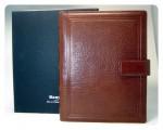 Keny高級咭片簿 4.5寸 x 8寸 / 3格 - 灰色
