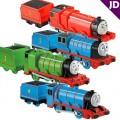 Thomas & Friends Motorized Engine James, Henry, Gordon