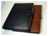 Keny高級咭片簿 3寸 x 4.5寸 / 1格 - 黑灰間
