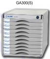 GLOBE GA300(S) 鋁塑十層有鎖桌上A4文件櫃_10S