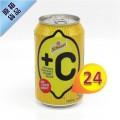 玉泉檸檬+C 330ml x24罐 #11110