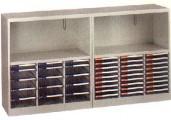Shuter 樹德牌 A4M3B12x3 座地文件櫃 米色