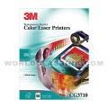 3M 彩色鐳射打印機 / 影印機用投影膠片 CG-3710 / A4 S