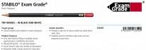 STABILO 288HB12 Exam Grade 鉛筆(HB)