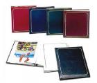 NCL 22張裝淨色充皮面相簿(可加頁) - 8R