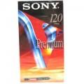 SONY VHS 120分鐘錄影帶 (PAL線路)