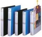 25mm Easymate <AHR502> 2-D-Ring 直身活頁文件夾 / 藍色
