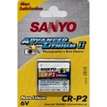 Sanyo CR-P2-PL 鹼性電芯