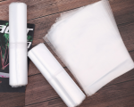 PE 啞面膠袋  14寸 x 20寸 (1磅/包)