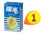 陽光蜜瓜豆奶 250ml x 1包