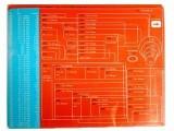 A-Label 標籤貼 237 (90pcs) / 40mm x 100mm / 15Sheet
