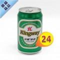 (綠)金威啤酒 355ml x24罐 #11707