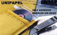 西班牙利維爾UNIPAPEL 氣珠公文袋(10個裝) 自動黏貼