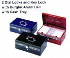 ELM 8855 鎖匙+雙重密碼錢箱