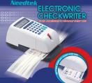Needtek EC-55 12位計數視窗電子支票機(4種貨幣單位)