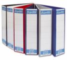 Bantex 38mm A4 <2-D-Ring> 活頁文件夾 / 藍色