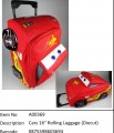 Cars?Cars 16寸 Rolling Luggage (Diecut)?A00369