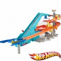 Hot Wheels Multi-Level Car Care Actions!