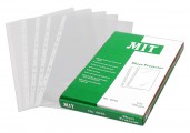 MIT 4045 F4 11孔文件套(20張裝)