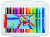 STABILO Cappi Pen 168/24-1 水筆(24色套裝)