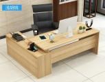 新款木面辦公桌