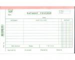 英文會計存票 <1781A> Payment Voucher