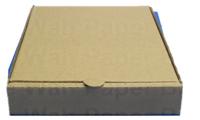 (啡色) 方形薄餅盒 12.4