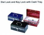 ELM 8835 鎖匙+密碼錢箱