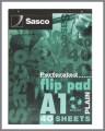Sasco Flip Chart 會議掛板替用紙 / 40Sheet