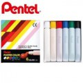 PENTEL YNGP-6 廣告彩(6色紙盒裝)