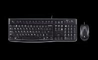 Logitech MK120 有線滑鼠鍵盤套裝(有倉頡碼)