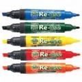 Zebra  WYT3-10C循環再用十色油性顏料筆