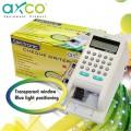 Axco 電子支票機/國際貨幣