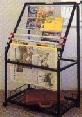 雜誌報紙架 CH014