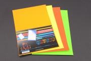 高雅 PRESTIGE A4 螢光貼紙 20張/包