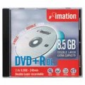 Imation Dual Layer DVD+R 2.4倍 8.5G