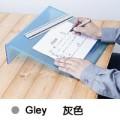 NECK板幼紋實色AR3986-灰色